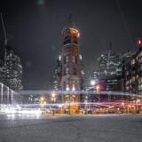 city-night-and-flatiron-building