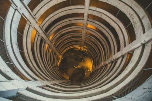 round parkade architecture