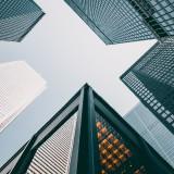 skyscrapers-looking-up